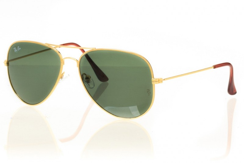 Ray Ban Aviator 3026green-g, фото 1