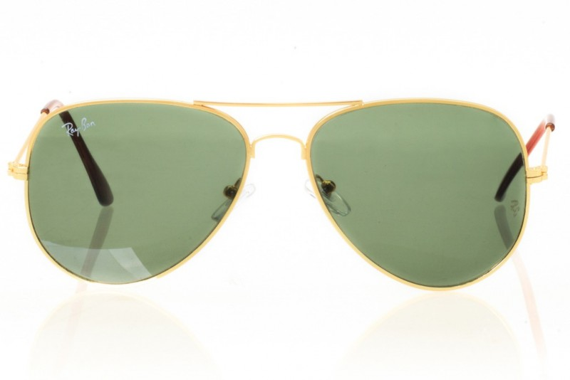 Ray Ban Aviator 3026green-g, фото 2