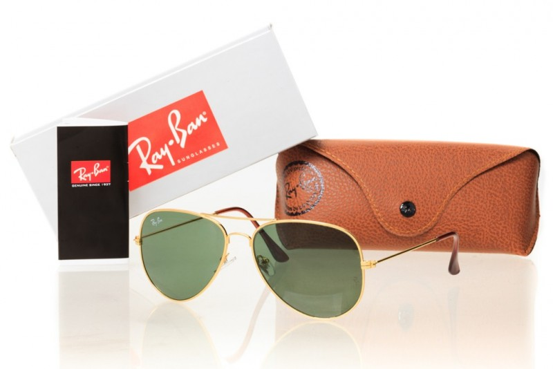 Ray Ban Aviator 3026green-g, фото 30