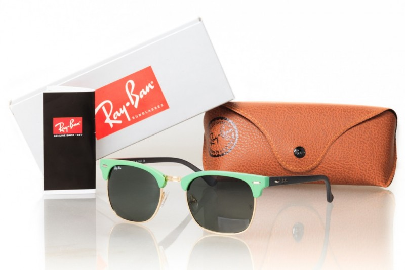 Ray Ban Clubmaster 3016c3-p, фото 30