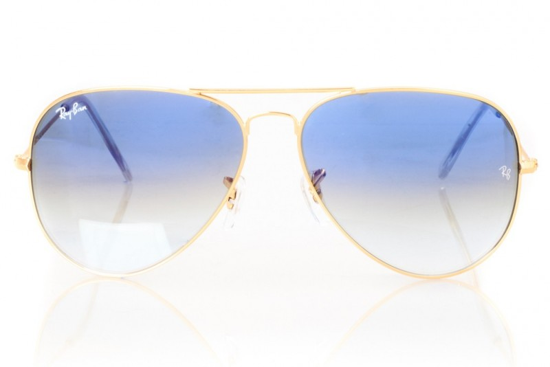 Ray Ban Original 3026blue-g, фото 2