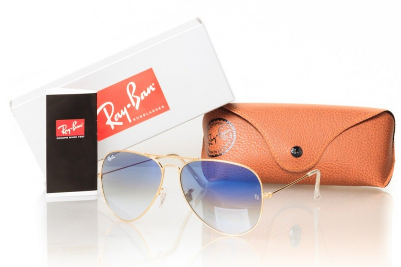 Ray Ban Original 3026blue-g, фото 30