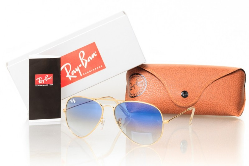 Ray Ban Original 3025D-blue-g, фото 30