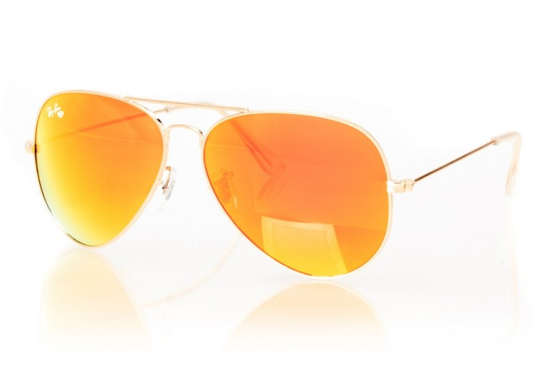 Ray Ban Original 3026D-orange, фото 1