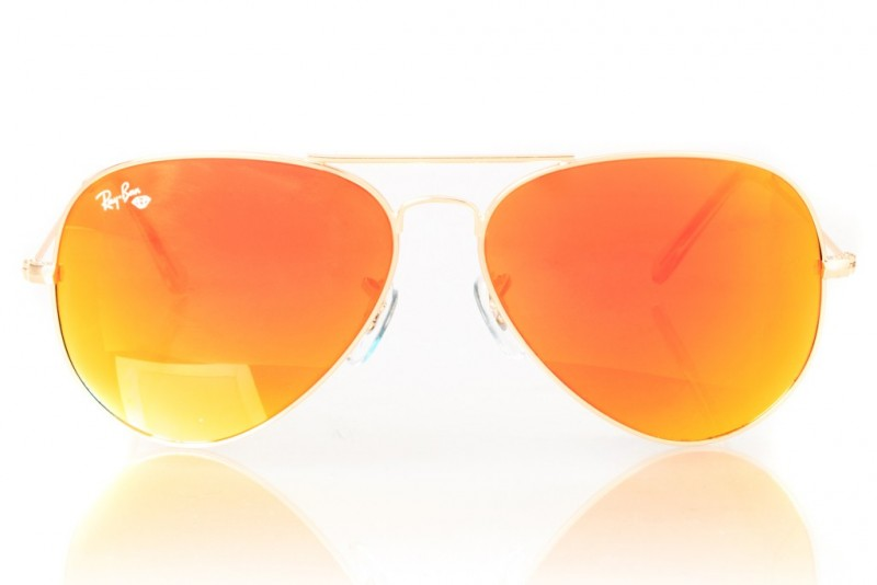Ray Ban Original 3026D-orange, фото 2