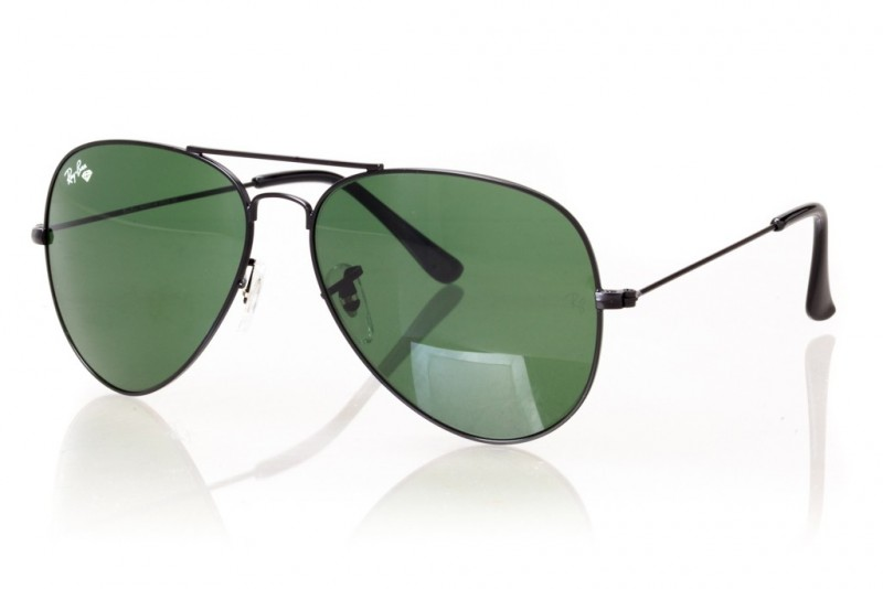 Ray Ban Original 3026D-green-b, фото 1