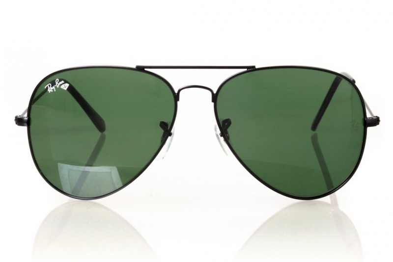 Ray Ban Original 3026D-green-b, фото 2