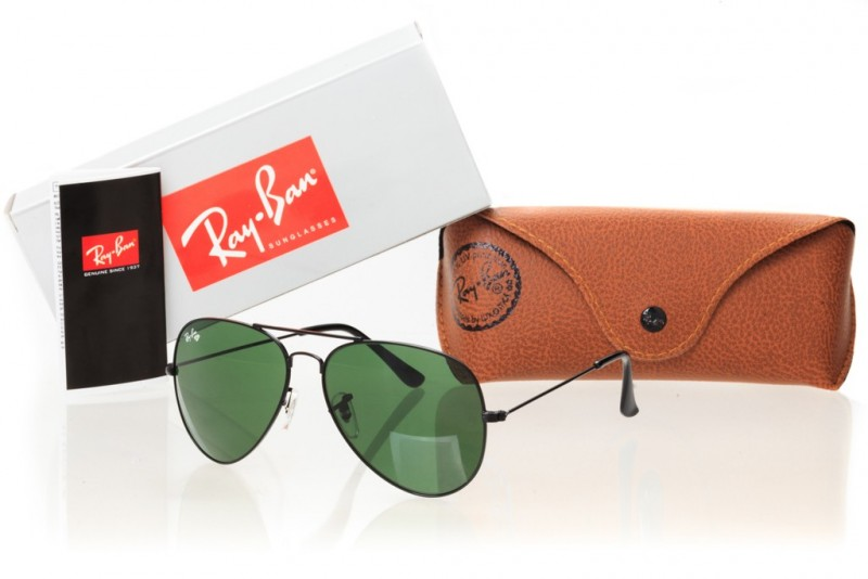 Ray Ban Original 3026D-green-b, фото 30