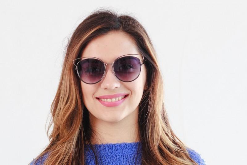 Женские очки 2020 года 3015black, фото 3