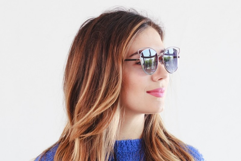 Женские очки 2020 года 3015black, фото 4