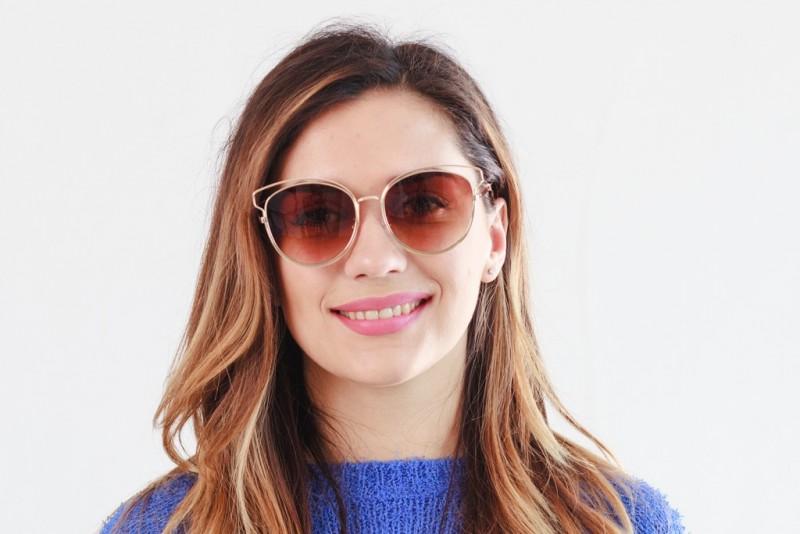 Женские очки 2019 года 3015brown, фото 3