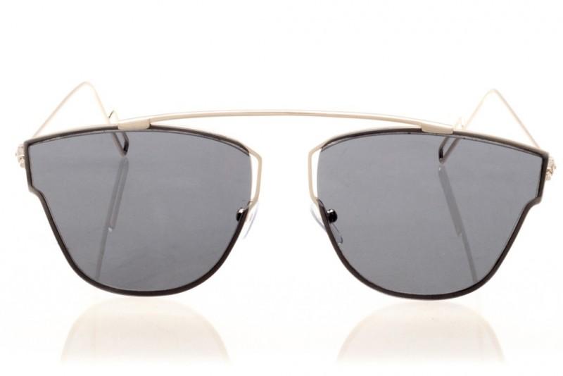 Женские очки 2020 года Dior-Techno-black, фото 1