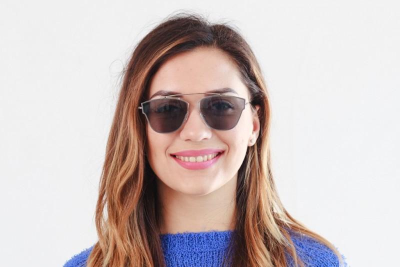 Женские очки 2020 года Dior-Techno-black, фото 3