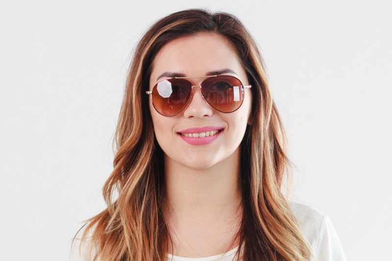 Женские очки капли 1803c2-W, фото 3