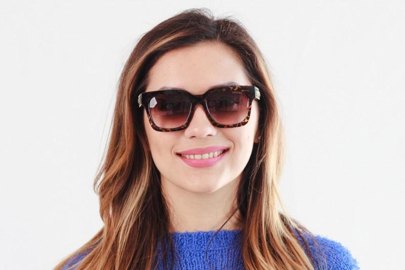 Женские классические очки 4329s-c4, фото 3