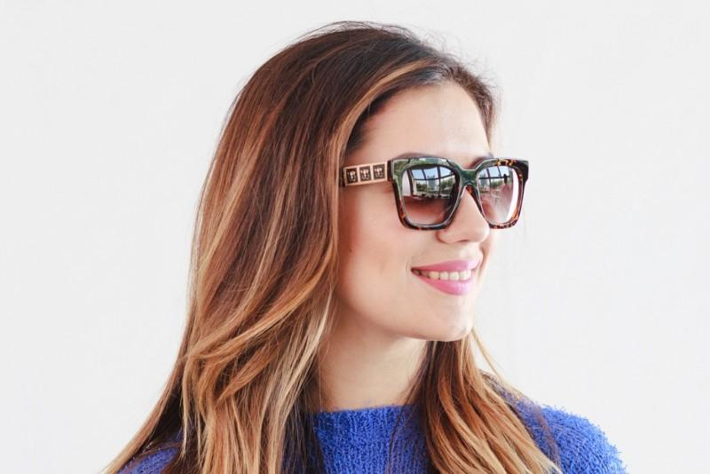 Женские классические очки 4329s-c4, фото 4