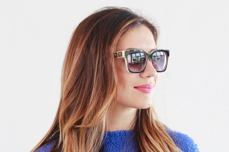 Женские классические очки 4329s-c5, фото 4