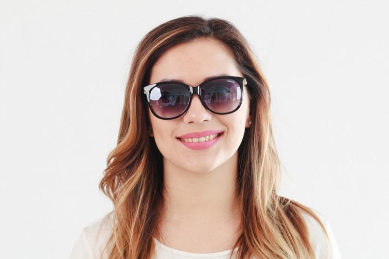 Женские очки 2019 года 2358black, фото 3