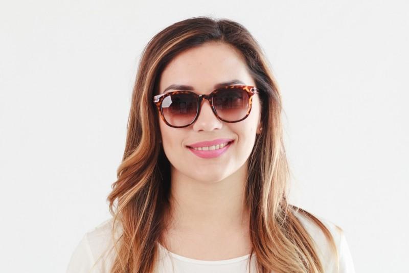 Женские очки 2020 года 0021leo, фото 3