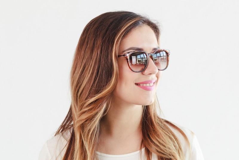 Женские очки 2020 года 0021leo, фото 4