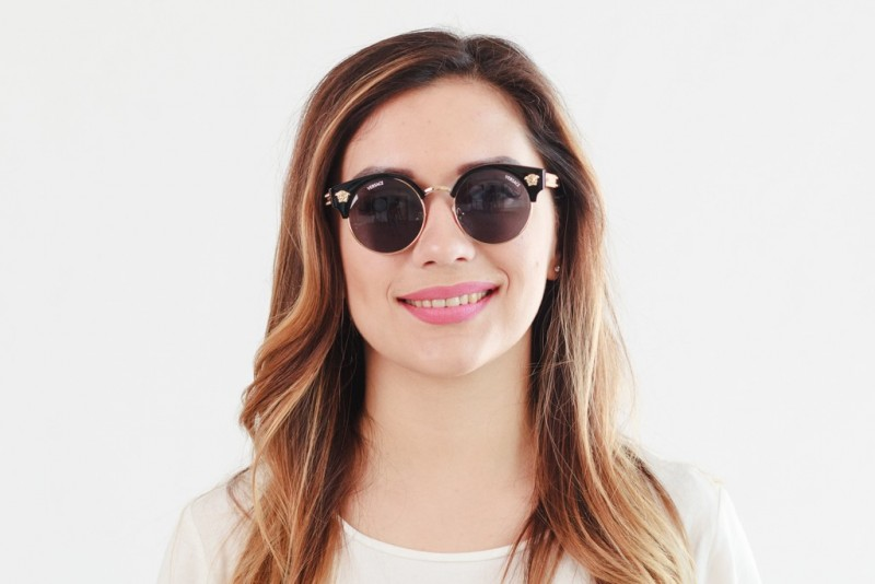 Женские очки 2020 года 2329black, фото 3
