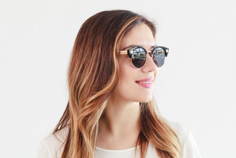 Женские очки 2020 года 2329black, фото 4