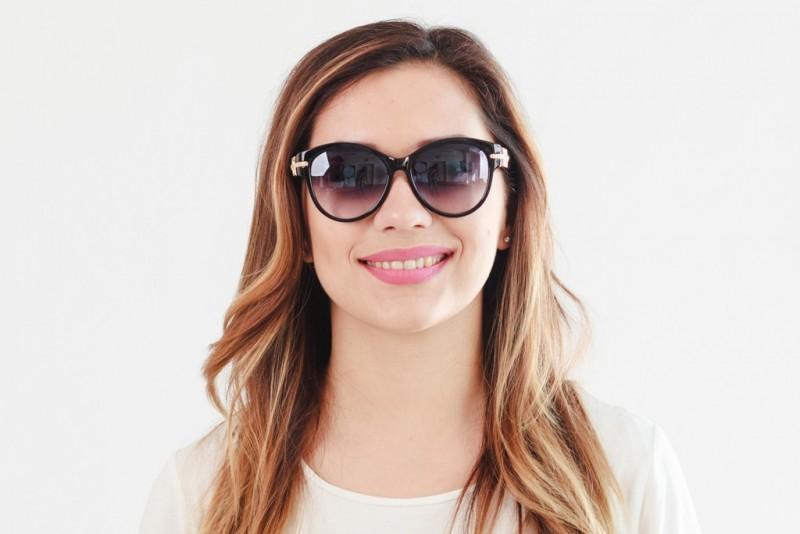 Женские очки 2021 года 321black, фото 3