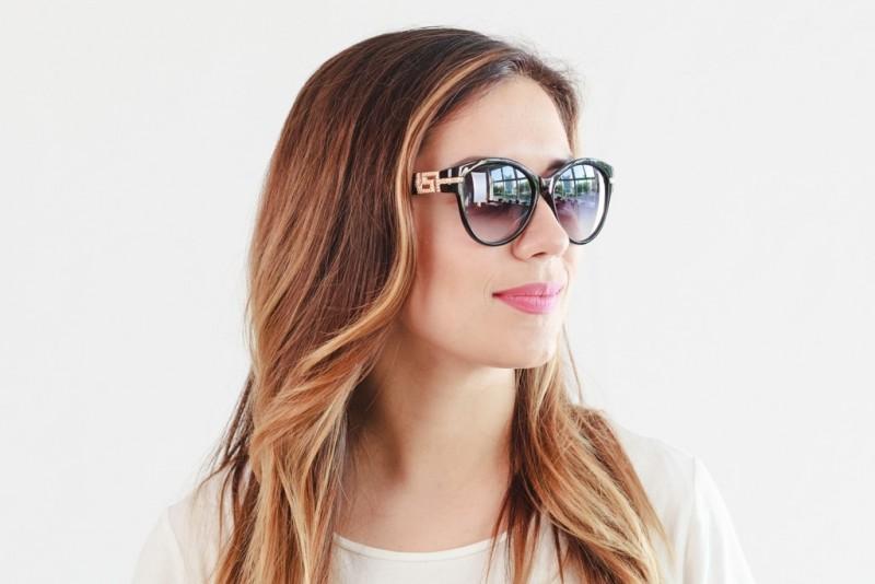 Женские очки 2021 года 321black, фото 4
