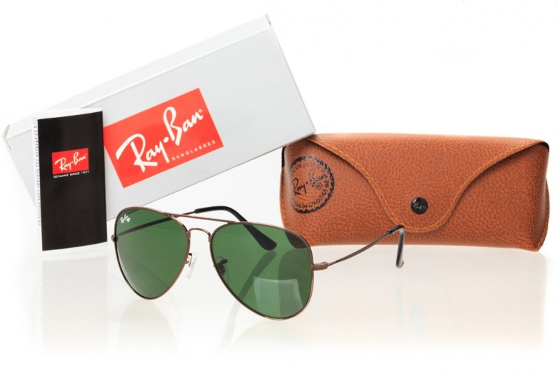 Ray Ban Original 3535D-green-br, фото 30