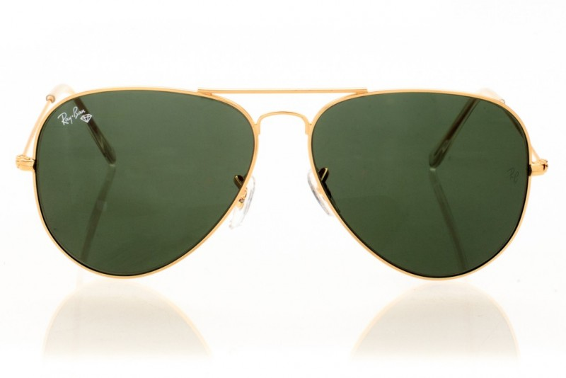 Ray Ban Original 3026D-green-g, фото 2