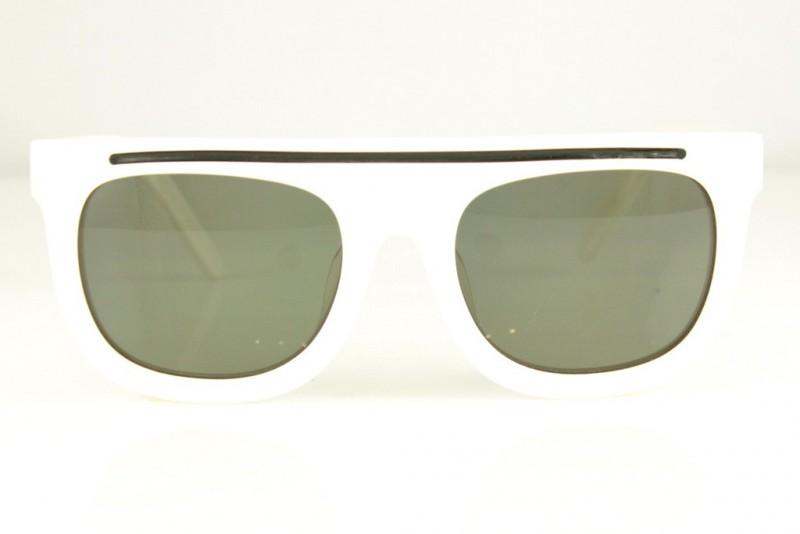 Мужские очки Retro -white, фото 1