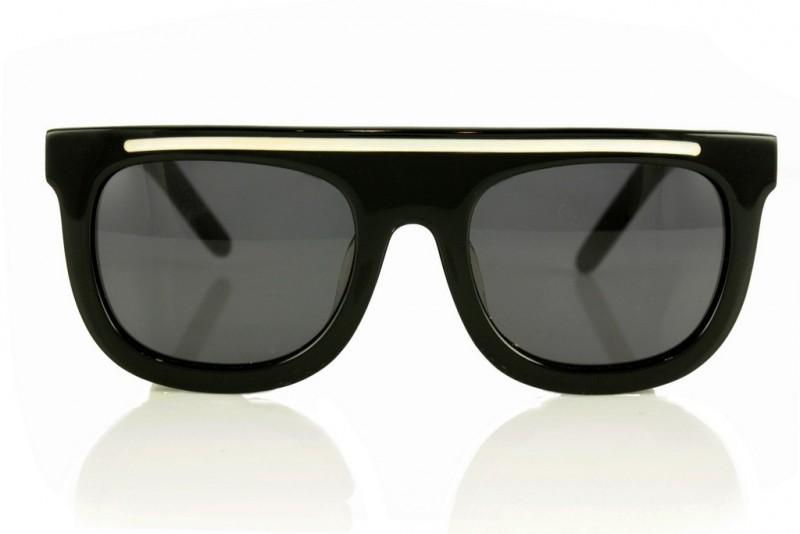 Мужские очки Retro -black, фото 1