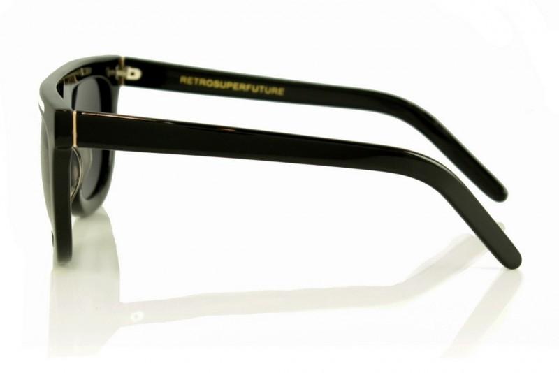 Мужские очки Retro -black, фото 2