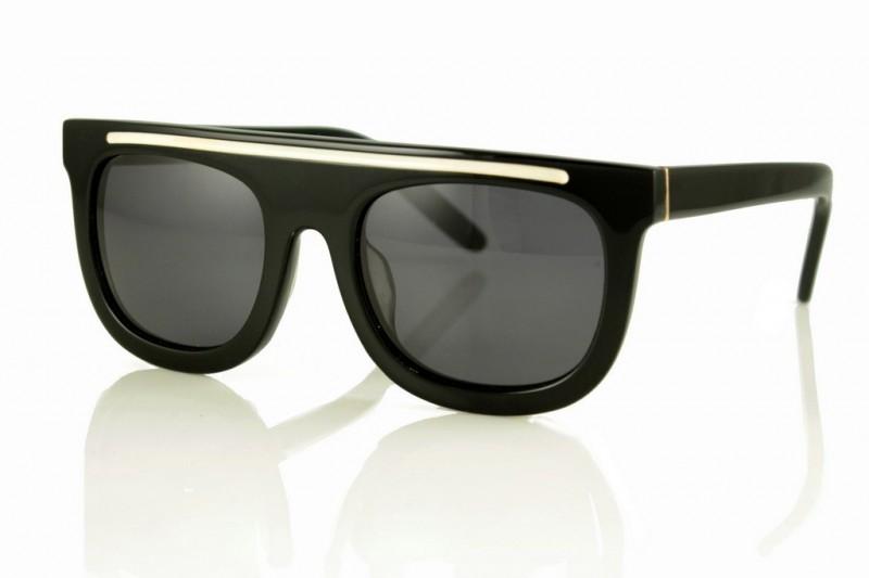 Мужские очки Retro -black, фото 30