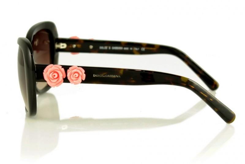 Женские очки Dolce & Gabbana 4184-072, фото 2