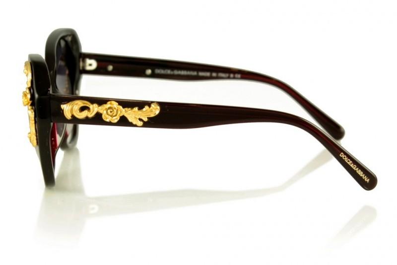 Женские очки Dolce & Gabbana 4167-d-red, фото 2