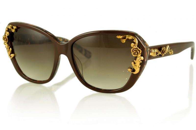 Женские очки Dolce & Gabbana 4167-brown, фото 30