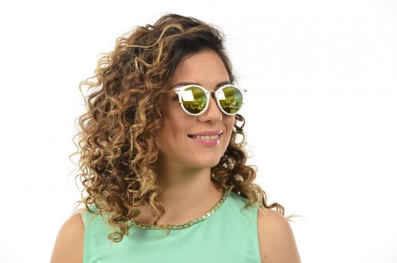 Женские очки Dior 0196-white, фото 4