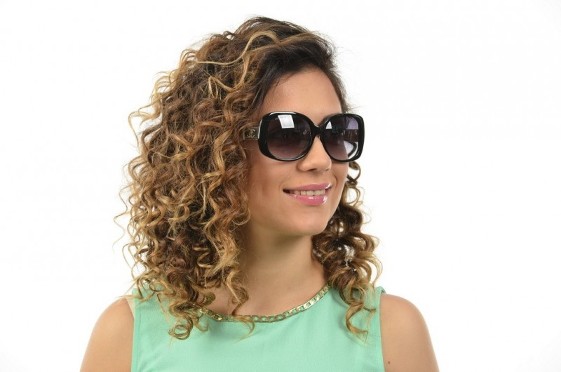 Женские очки Chanel 5234bw, фото 4