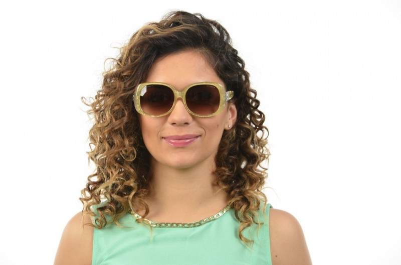 Женские очки Chanel 5234green, фото 3