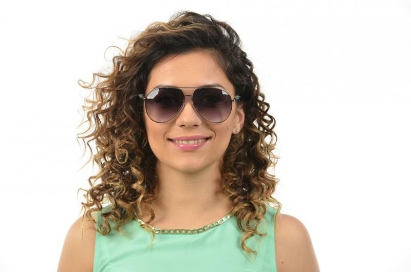 Женские очки Cartier 6125gray, фото 3