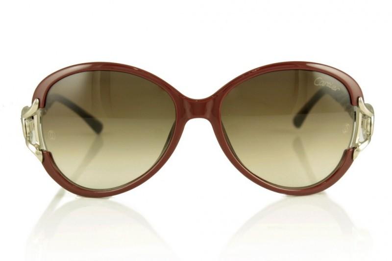 Женские очки Cartier 6125c6, фото 1