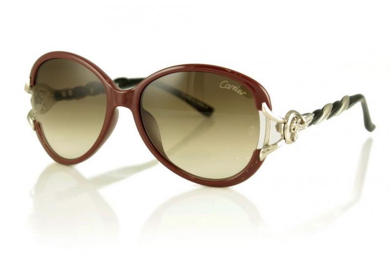 Женские очки Cartier 6125c6, фото 30