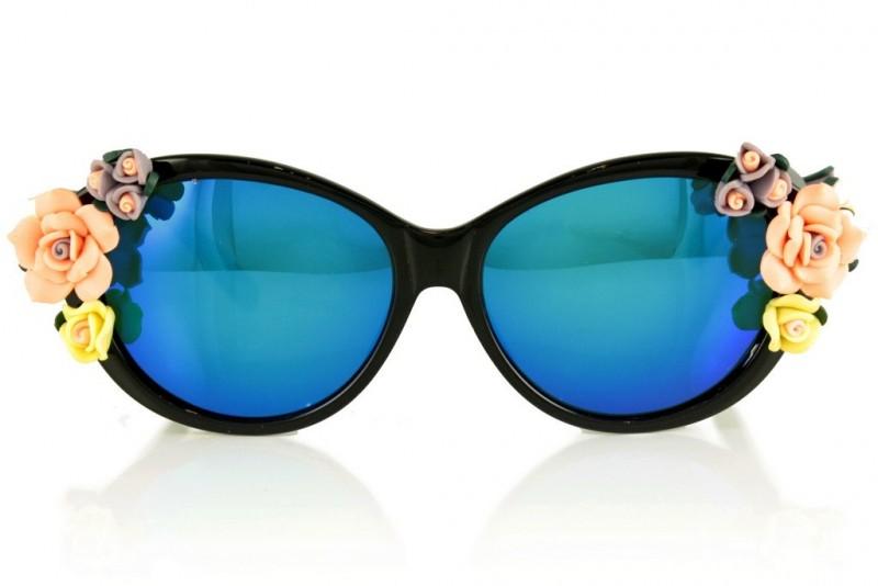 Женские очки Dolce & Gabbana 4180black, фото 1