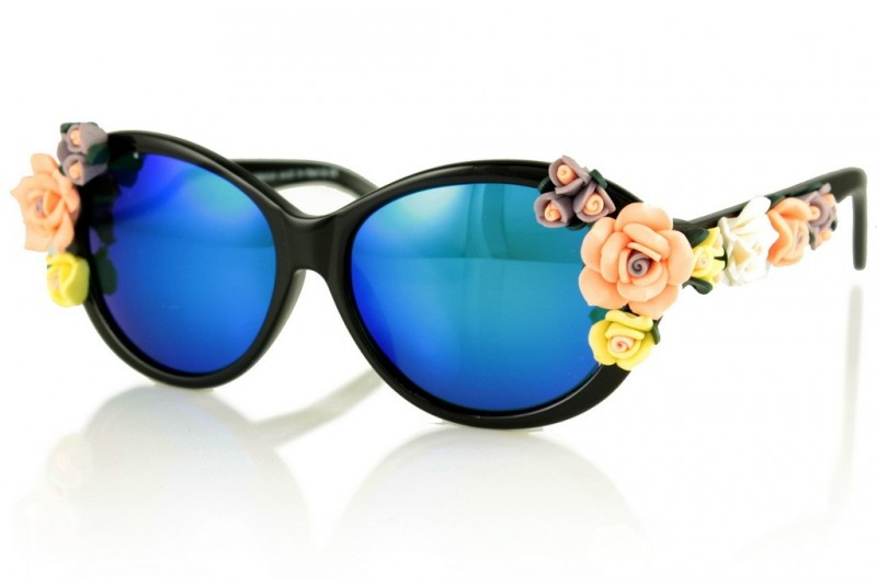 Женские очки Dolce & Gabbana 4180black, фото 30