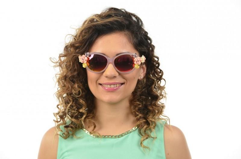Женские очки Dolce & Gabbana 4180pink, фото 3