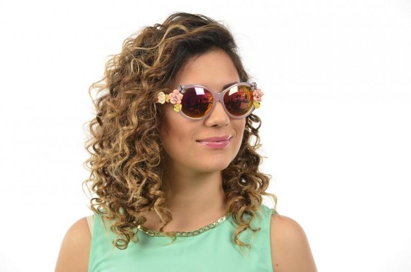 Женские очки Dolce & Gabbana 4180pink, фото 4