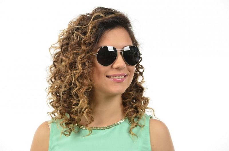 Женские очки 2021 года hexcel-silver, фото 4