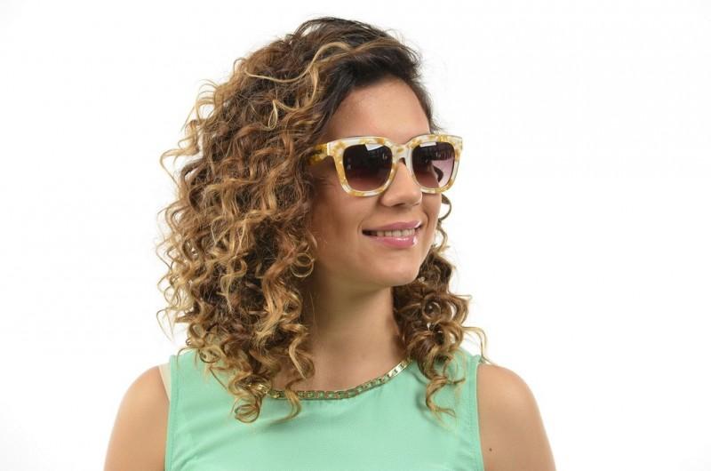 Женские очки Dolce & Gabbana 4199-2750, фото 4
