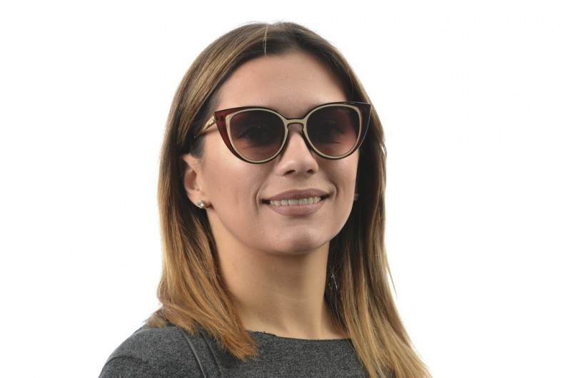 Женские очки 2020 года 8124br, фото 4